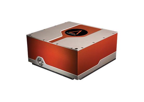 Image laser femtoseconde Goji